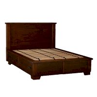Bed Frames With Storage