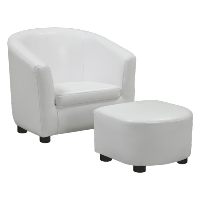 Chairs With Ottomans
