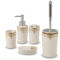 Countertop Bathroom Accesories