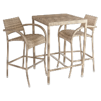 Outdoor Bar Table And Chairs